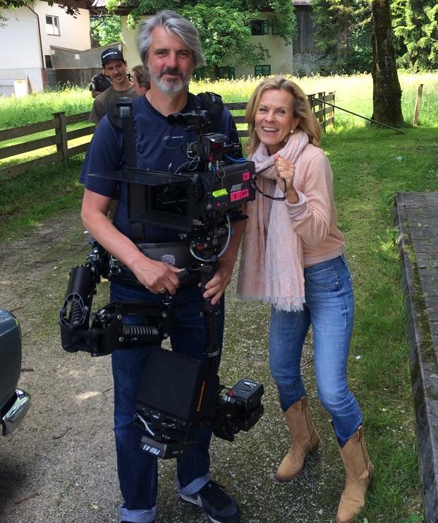 Behind the Scenes bei Soko Kitzbühel und Co! Einblicke, was wir da alles so machen und warum. Heute lernt ihr, wie eine Steady-Cam eingesetzt wird.